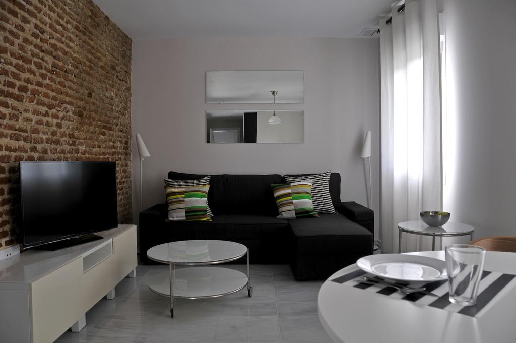 salon apartamento